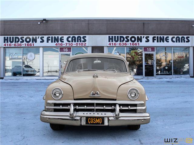 1950 Lincoln COSMOPOLITAN 5.5 L Flathead V8 (Stk: ) in Toronto - Image 2 of 24