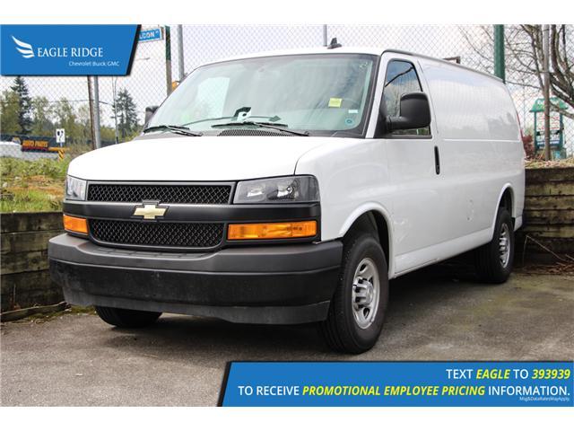 2018 Chevrolet Express 2500 Work Van (Stk: 189648) in Coquitlam - Image 1 of 4