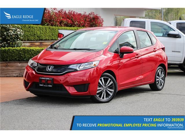 2017 Honda Fit SE (Stk: 176048) in Coquitlam - Image 1 of 17