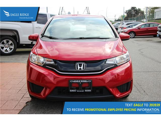 2017 Honda Fit SE (Stk: 176048) in Coquitlam - Image 2 of 17