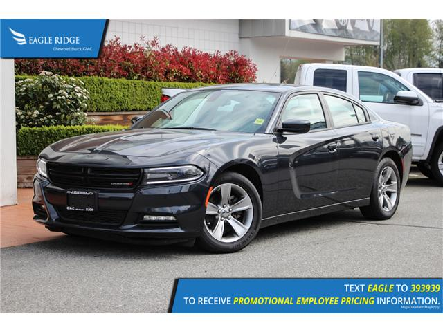 2017 Dodge Charger SXT (Stk: 179077) in Coquitlam - Image 1 of 15