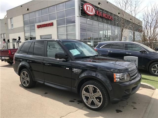 2013 Land Rover Range Rover Sport HSE (Stk: 7302) in Edmonton - Image 1 of 24