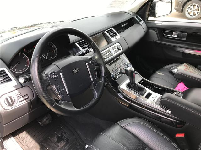 2013 Land Rover Range Rover Sport HSE (Stk: 7302) in Edmonton - Image 11 of 24