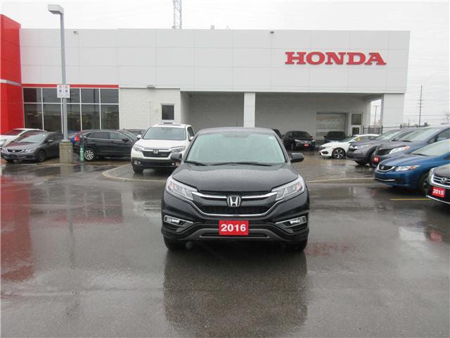2016 Honda CR-V SE (Stk: 26722L) in Ottawa - Image 2 of 11