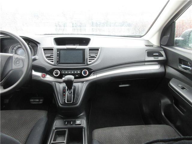 2016 Honda CR-V SE (Stk: 26722L) in Ottawa - Image 8 of 11