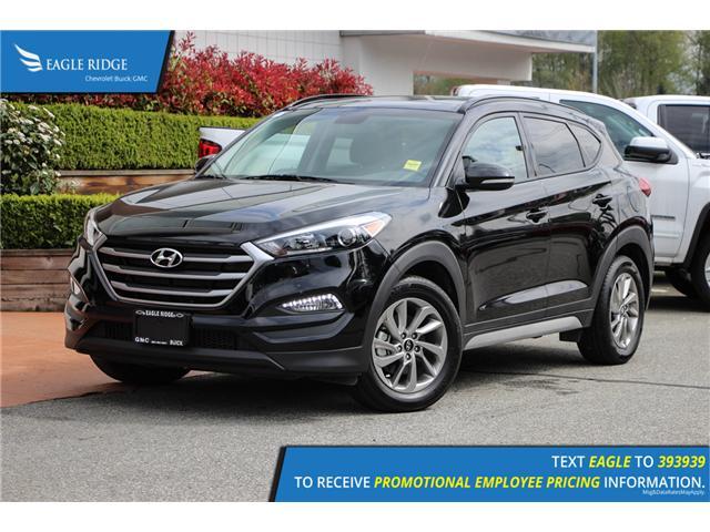 2018 Hyundai Tucson SE 2.0L (Stk: 189106) in Coquitlam - Image 1 of 18