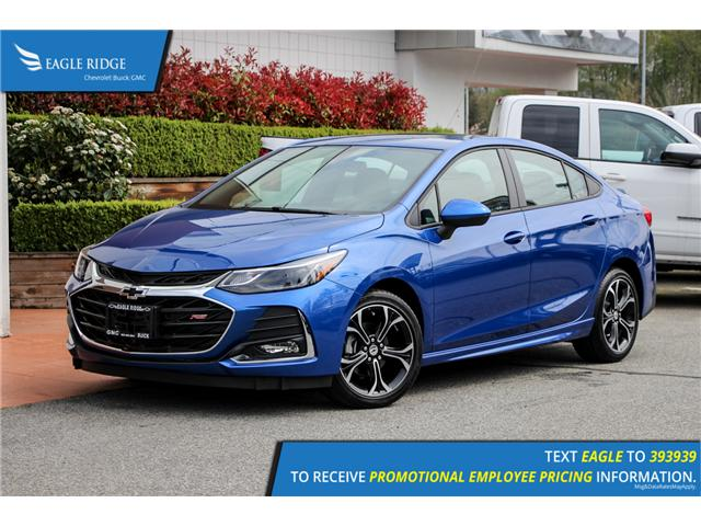 2019 Chevrolet Cruze LT (Stk: 91525A) in Coquitlam - Image 1 of 18