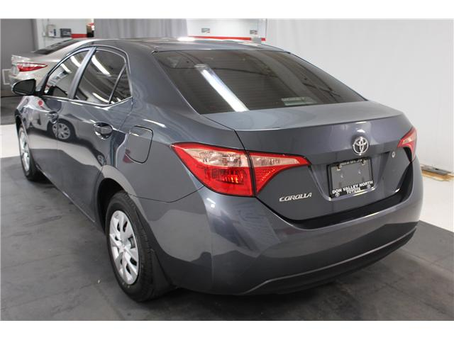 2017 Toyota Corolla LE (Stk: 297937S) in Markham - Image 17 of 24