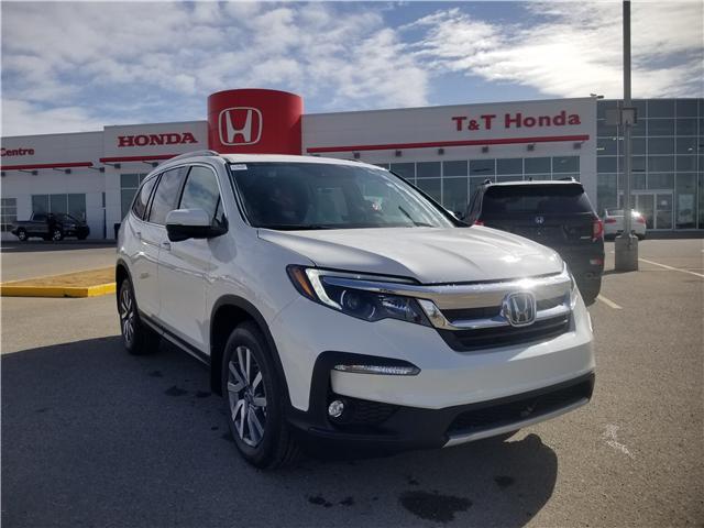 2019 Honda Pilot EX (Stk: 2190800) in Calgary - Image 1 of 10