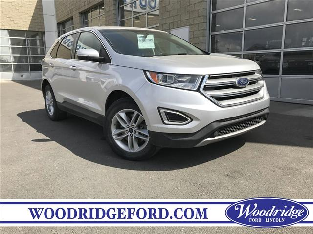 2015 Ford Edge SEL (Stk: 17224) in Calgary - Image 1 of 18