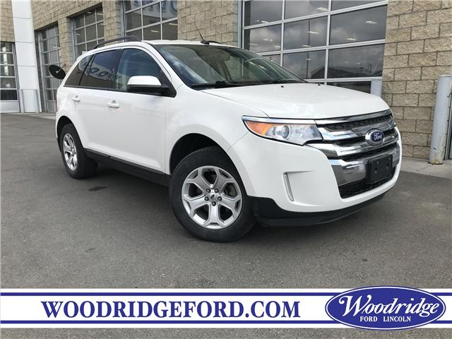 2013 Ford Edge SEL (Stk: J-858A) in Calgary - Image 1 of 19