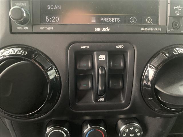 2017 Jeep Wrangler Unlimited Sahara (Stk: 21745) in Pembroke - Image 7 of 10