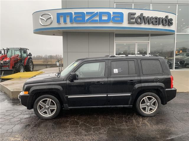 2008 Jeep Patriot Limited (Stk: 20931) in Pembroke - Image 1 of 9