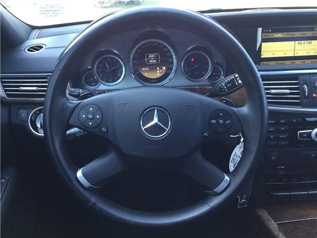 2012 Mercedes-Benz E-Class Base (Stk: 7653H) in Markham - Image 12 of 21