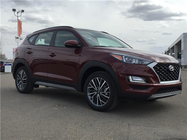2019 Hyundai Tucson Preferred w/Trend Package (Stk: 39201) in Saskatoon - Image 1 of 28