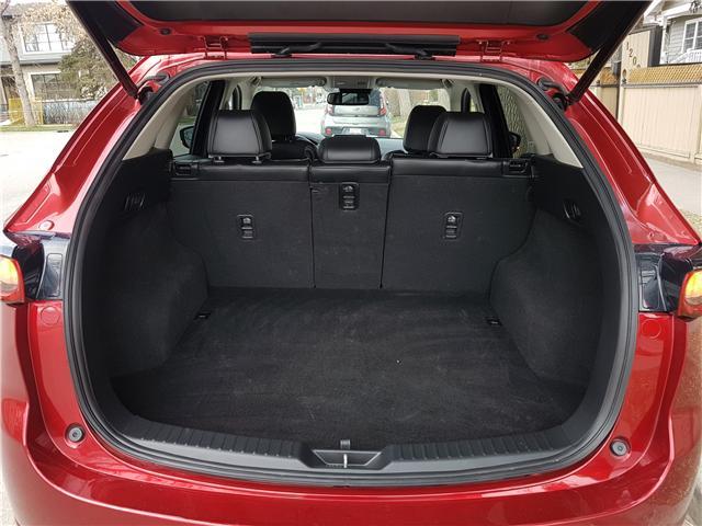 2018 Mazda CX-5 GS (Stk: N2934) in Calgary - Image 14 of 18