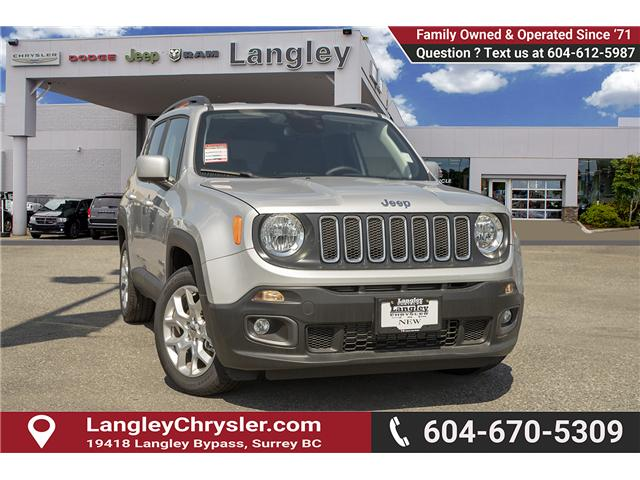 2018 Jeep Renegade North (Stk: JH93638) in Surrey - Image 1 of 23
