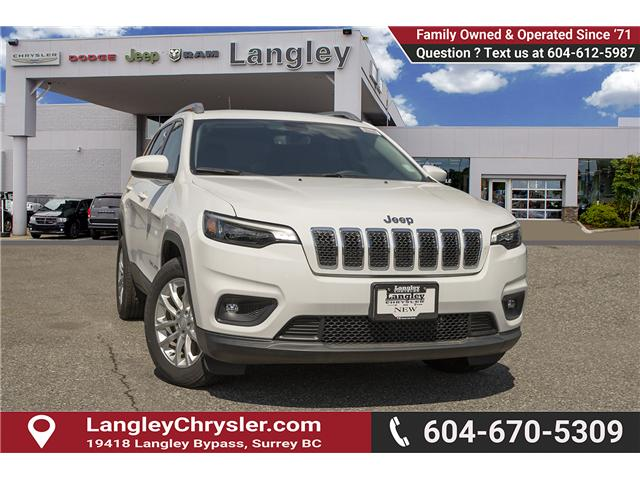 2019 Jeep Cherokee North (Stk: K247387) in Surrey - Image 1 of 26