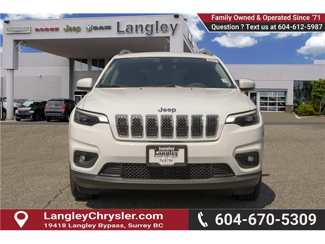 2019 Jeep Cherokee North (Stk: K247387) in Surrey - Image 2 of 26