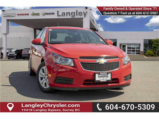 2014 Chevrolet Cruze 1LT (Stk: K507463AA) in Surrey - Image 1 of 23