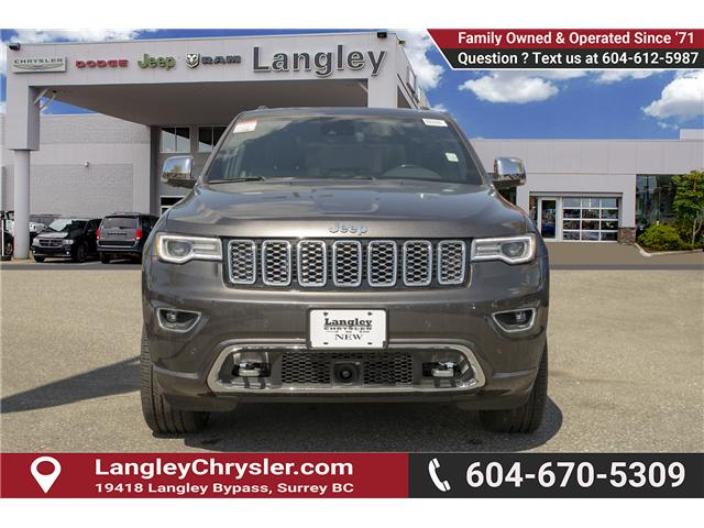2019 Jeep Grand Cherokee Overland (Stk: K680428) in Surrey - Image 2 of 22