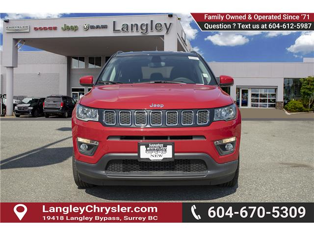 2019 Jeep Compass North (Stk: K616931) in Surrey - Image 2 of 26