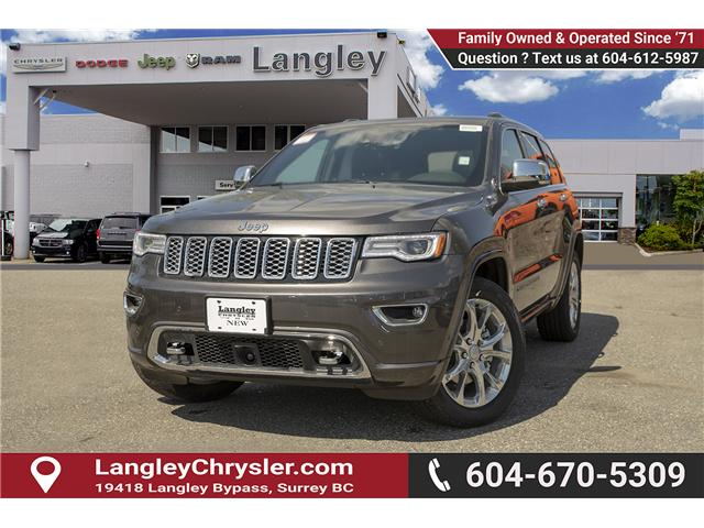 2019 Jeep Grand Cherokee Overland (Stk: K680428) in Surrey - Image 3 of 22