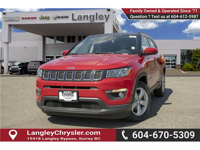 2019 Jeep Compass North (Stk: K616931) in Surrey - Image 3 of 26