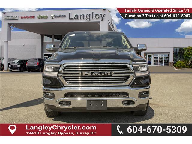 2019 RAM 1500 Laramie (Stk: K748035) in Surrey - Image 2 of 26