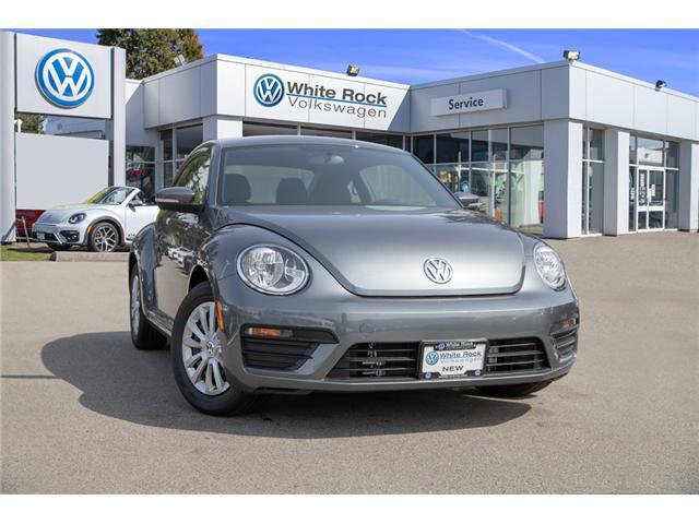 2018 Volkswagen Beetle 2.0 TSI Trendline (Stk: JB728750) in Vancouver - Image 1 of 26