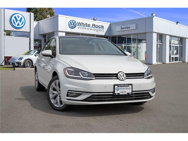 2018 Volkswagen Golf 1.8 TSI Highline (Stk: JG292235) in Vancouver - Image 1 of 29