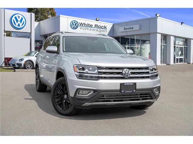 2019 Volkswagen Atlas 3.6 FSI Execline (Stk: KA527121) in Vancouver - Image 1 of 29