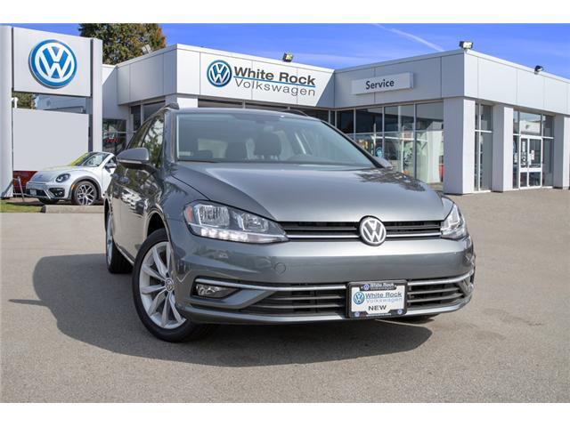 2019 Volkswagen Golf SportWagen 1.8 TSI Comfortline (Stk: KG502675) in Vancouver - Image 1 of 30