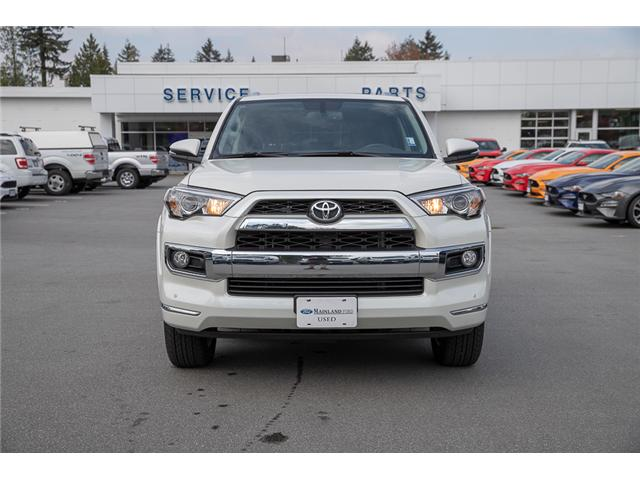 2017 Toyota 4Runner SR5 (Stk: 8F13882B) in Vancouver - Image 2 of 30