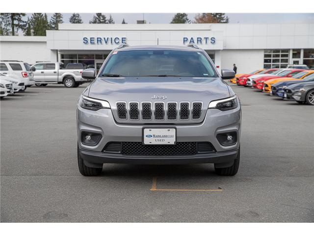 2019 Jeep Cherokee North (Stk: P9124) in Surrey - Image 2 of 30