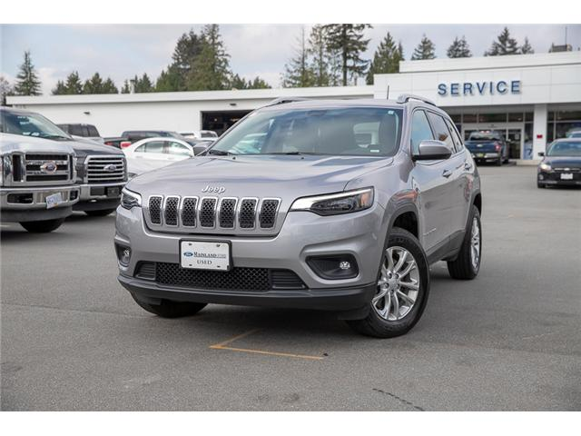 2019 Jeep Cherokee North (Stk: P9124) in Vancouver - Image 3 of 30