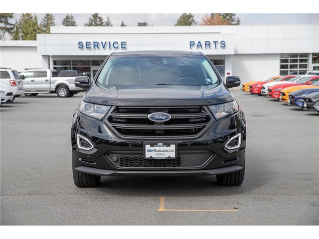 2017 Ford Edge Sport (Stk: P64798) in Vancouver - Image 2 of 30