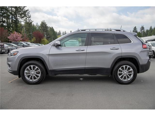 2019 Jeep Cherokee North (Stk: P9124) in Vancouver - Image 4 of 30