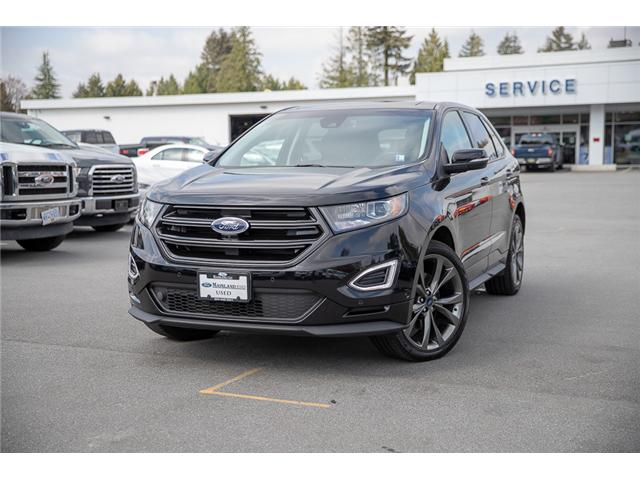 2017 Ford Edge Sport (Stk: P64798) in Vancouver - Image 3 of 30