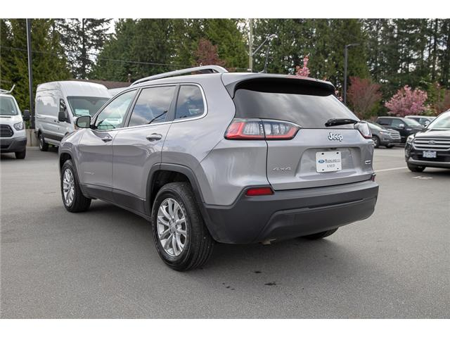 2019 Jeep Cherokee North (Stk: P9124) in Vancouver - Image 5 of 30
