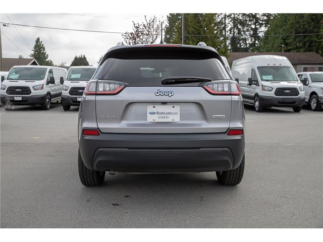 2019 Jeep Cherokee North (Stk: P9124) in Vancouver - Image 6 of 30