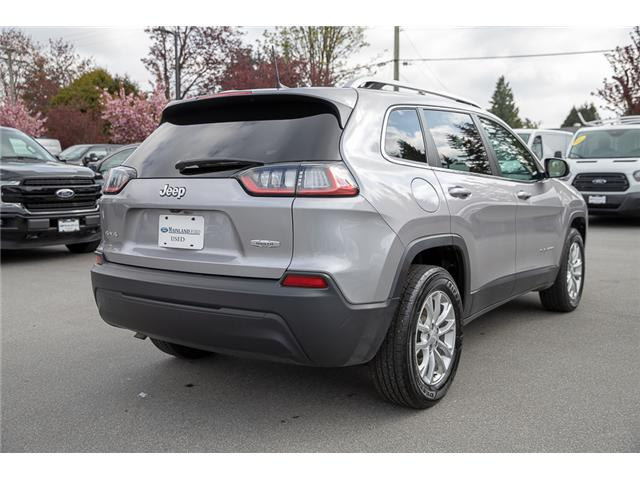 2019 Jeep Cherokee North (Stk: P9124) in Vancouver - Image 7 of 30