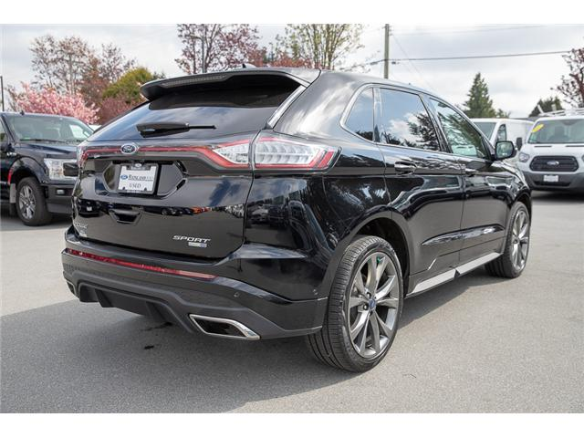 2017 Ford Edge Sport (Stk: P64798) in Vancouver - Image 7 of 30