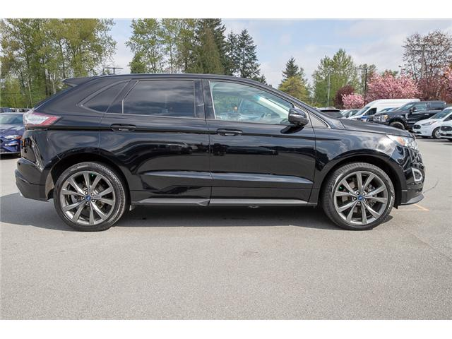 2017 Ford Edge Sport (Stk: P64798) in Vancouver - Image 8 of 30