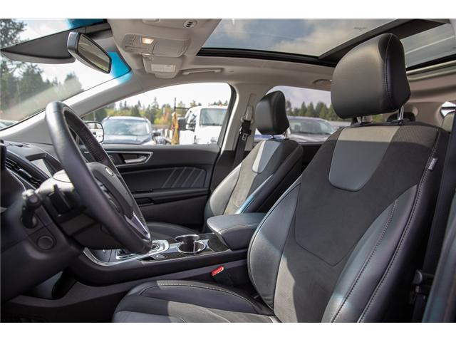 2017 Ford Edge Sport (Stk: P64798) in Vancouver - Image 11 of 30