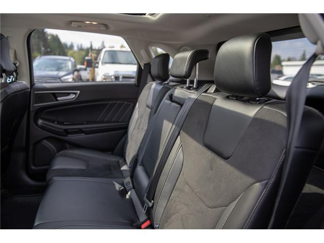 2017 Ford Edge Sport (Stk: P64798) in Vancouver - Image 14 of 30