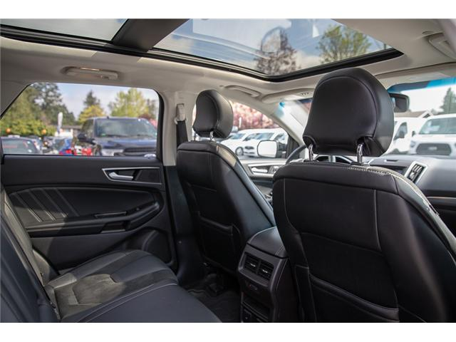 2017 Ford Edge Sport (Stk: P64798) in Vancouver - Image 18 of 30