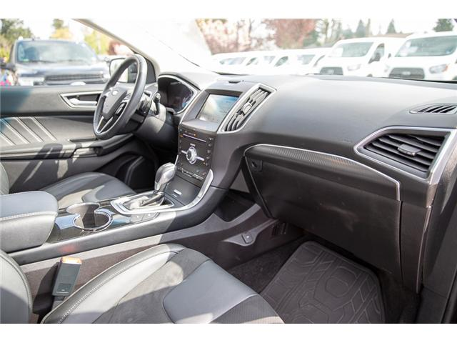 2017 Ford Edge Sport (Stk: P64798) in Vancouver - Image 19 of 30