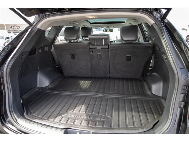 2016 Hyundai Santa Fe Sport 2.0T Limited (Stk: K541366AA) in Surrey - Image 7 of 27