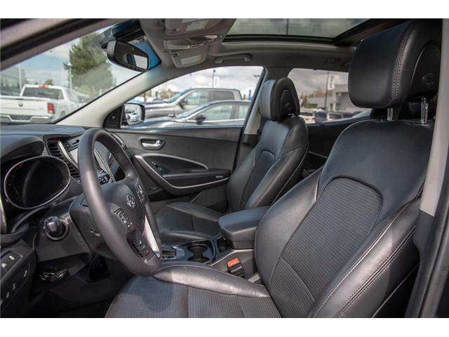 2016 Hyundai Santa Fe Sport 2.0T Limited (Stk: K541366AA) in Surrey - Image 8 of 27